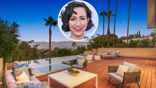 Kristen Schaal Upgrades to All-New Los Feliz Contemporary