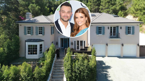 The Swishers Flip Secluded Beverly Hills Mansion for Huge Profit