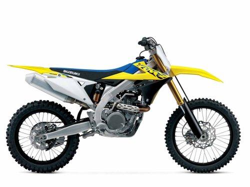 2021 Suzuki RM-Z450