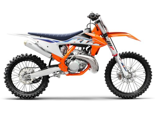 2022 KTM Motocross and Cross-Country Bikes First Look