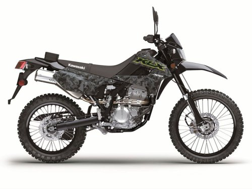 2021 Kawasaki KLX300