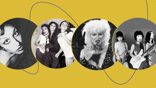 7 Extraordinary Women of the Early Punk Era