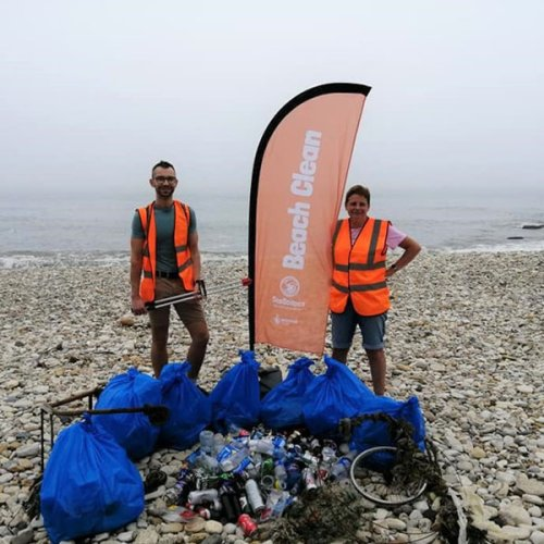 CALL FOR NORTH EAST UK BEACH CLEANERS