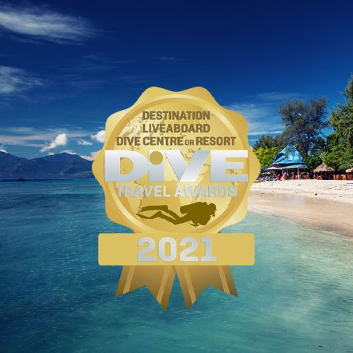 DIVE TRAVEL AWARDS 2021 - SEPTEMBER UPDATE