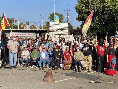 Santa Cruz takes down its last El Camino Real bell