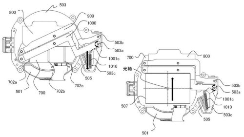 Canon patent shows a shutter-like mechanical barrier to protect your mirrorless sensor - DIY Photography
