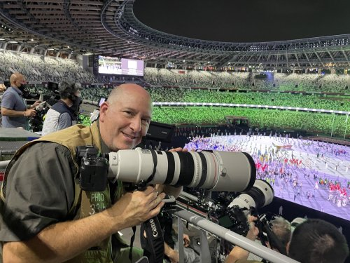 Photographing the Tokyo 2020 Summer Olympic opening ceremony with the Canon EOS R3 (maybe) - DIY Photography