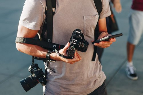 How your phone will make you a better photographer with your camera - DIY Photography