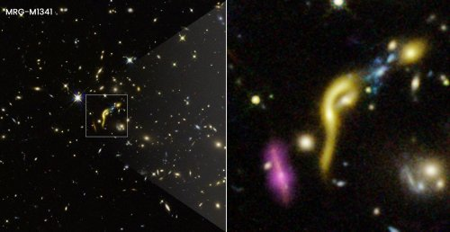 """Hubble's latest photos show six """"dead"""" galaxies formed shortly after the big bang - DIY Photography"""
