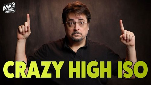 Crazy high ISOs - When and why you might want to use them - DIY Photography