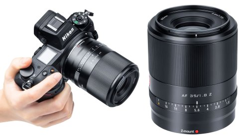 Viltrox has released their new full-frame autofocus 35mm f/1.8 lens for Nikon Z Mount - DIY Photography