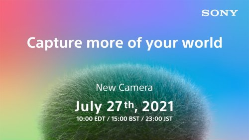 Sony's ZV-E10 $899 E mount vlogging camera announcement coming tomorrow - DIY Photography