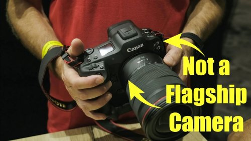 """Canon confirms that they do not consider EOS R3 to be a """"flagship"""" camera - DIY Photography"""