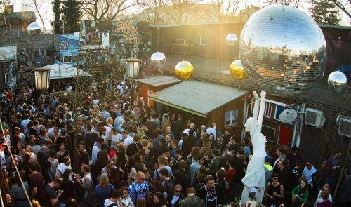 Tanzverbot in Berlin aufgehoben: Ab Freitag 250 Gäste bei Open Airs erlaubt - DJ LAB