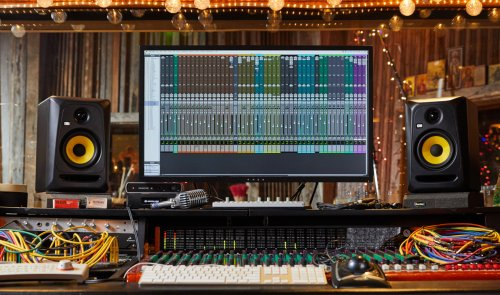 KRK Classic 7 und Classic 8 Studiomonitore vorgestellt - DJ LAB