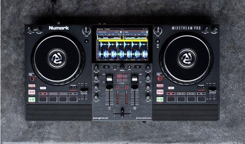 Numark Mixstream Pro: Standalone Controller mit WiFi-Verbindung - DJ LAB