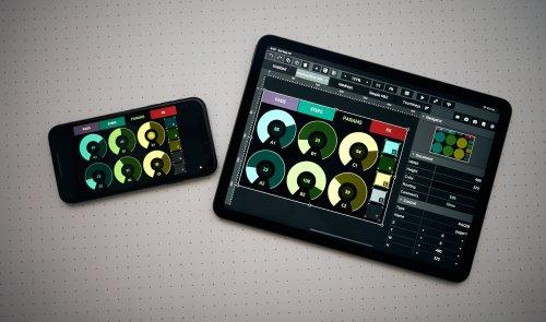 TouchOSC: Überarbeitete Version des Controller-Editors für OSC und MIDI - DJ LAB