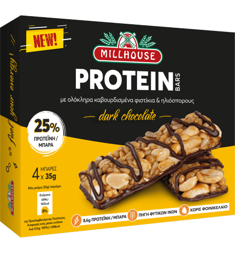 PROTEIN BARS - cover