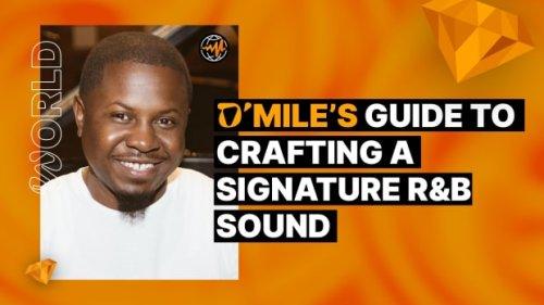 Crafting a Signature R&B Sound