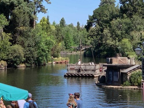 PHOTOS: Cast Members Training for Reopening of Tom Sawyer Island at Disneyland - Disneyland News Today