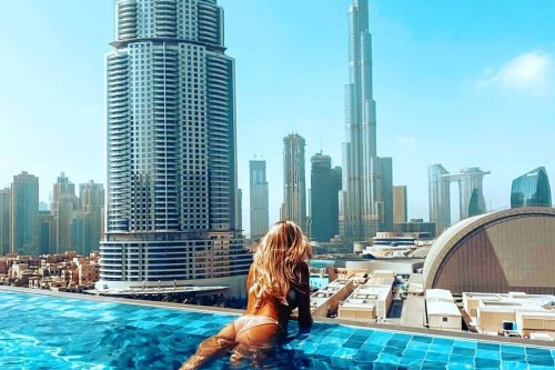 World's Most Unlikely Country Keeping Dubai's Tourism Industry Alive