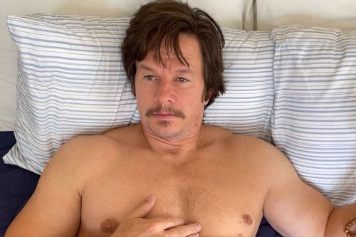 Mark Wahlberg Champions Dad Bod Trend Taking Hollywood By Storm