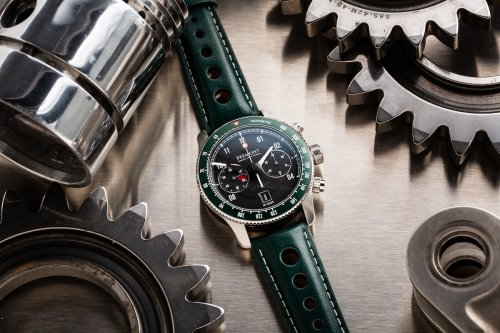 Bremont Celebrates 'Most Beautiful Car Ever Made' With Similarly Stunning Watch