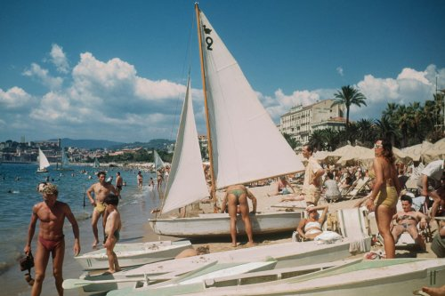 1948 Cannes Photo Proves France Has Lost Its Way When It Comes To Beach Fashion
