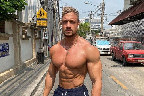 Mad German Bodybuilder Reveals How You Can Get Massive Chest Gains Just Like Him