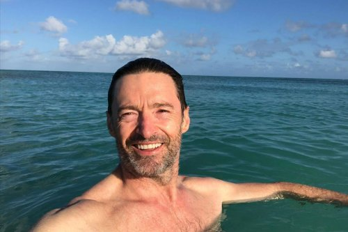 Hugh Jackman Jumps Aboard Australia's Most Important Skin Care Trend