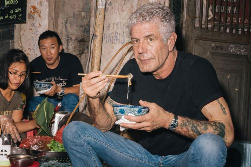 The Most Important Travel Advice From Anthony Bourdain's New Book
