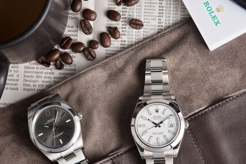 Rolex Introduces 'Deliveroo' Service For One Lucky Country