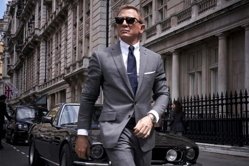 James Bond's Favourite Shoes Are A Perfect Smart Casual Style Move