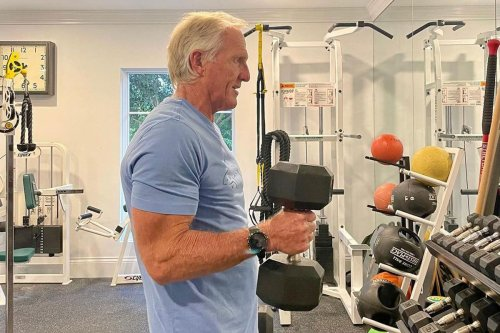 I Tried Greg Norman's Most Radical Fitness Advice. It Blew My Mind