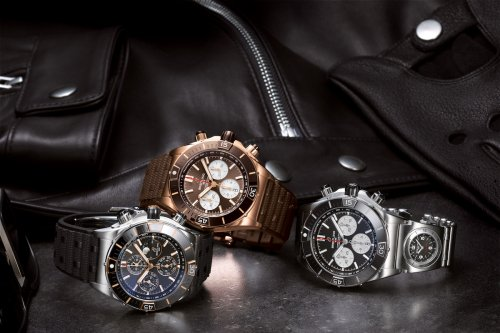 Breitling's New Super Chronomat Collection Is The 80s Watch Throwback 2021 Needs