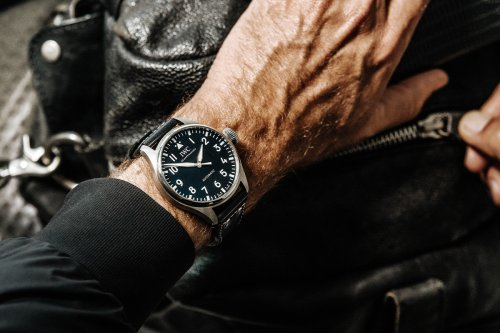 IWC's New 'Big Pilot' Is The Watch Australian Men Have Been Waiting For
