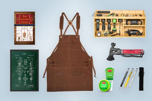 25 Awesome Handyman Gifts For Workshop Warriors