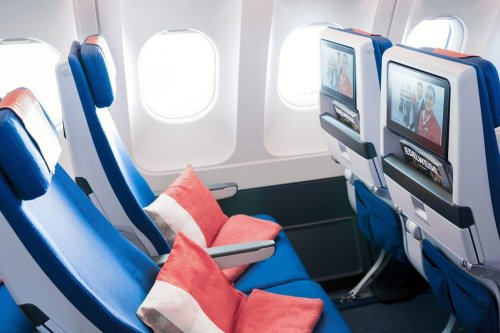 This Sneaky 'Google Flights' Hack Will Score You Extra Legroom, Every Time You Fly