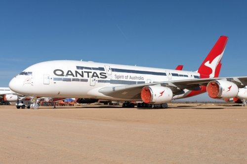 The Qantas Airbus A380 Superjumbo News No One Saw Coming
