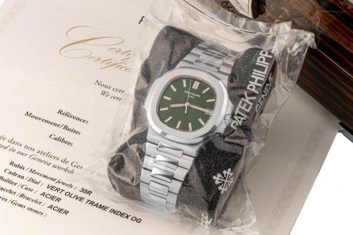 Patek Philippe Auction Proves The Watch Aftermarket Has Lost Its F***ing Mind