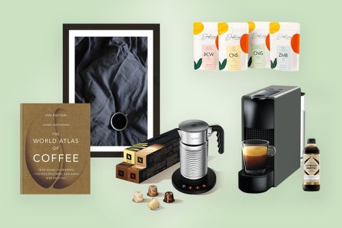 21 Best Gifts for Coffee Lovers To Buy In 2021