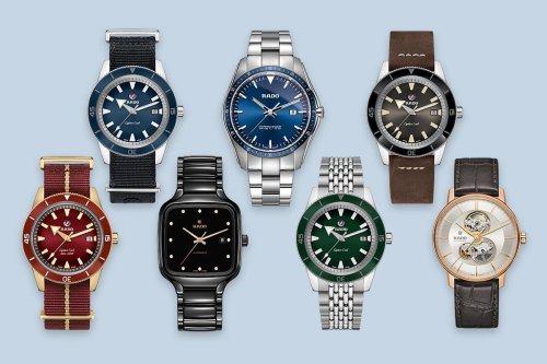 Best Rado Watches To Buy In 2021