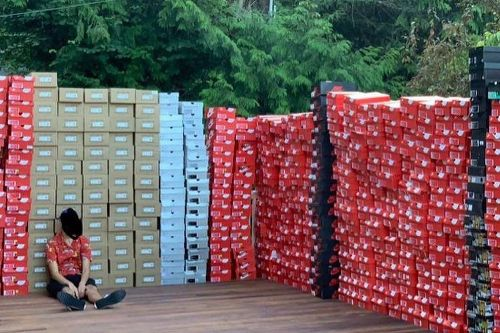 Nike Vice President's Son Sprung Stockpiling Enough Rare Sneakers To Fund Rogue State