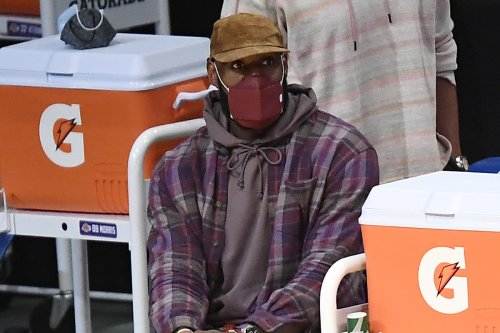 LeBron James Spotted Wearing Most Controversial Watch Of 2021