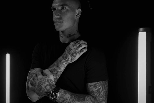 Kennedy Teams Up With AFL Legend Dustin Martin On Exclusive Watch Collection