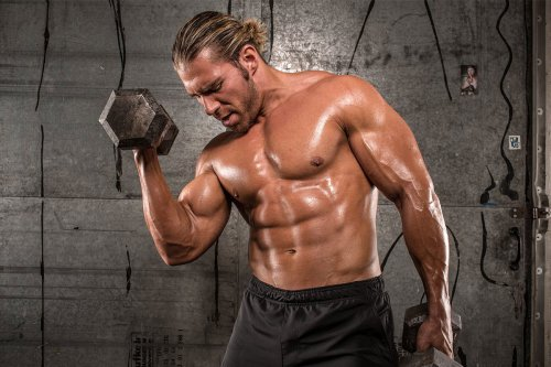 Huge Biceps Guaranteed With This Simple At-Home Workout