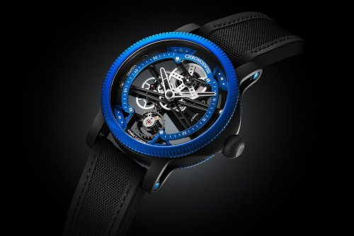 Chronoswiss Gets Creative & Colourful With Bold 2021 Watch Releases