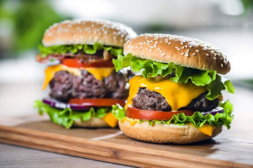 'Eating Two Burgers Is Better Than Eating One With Fries'