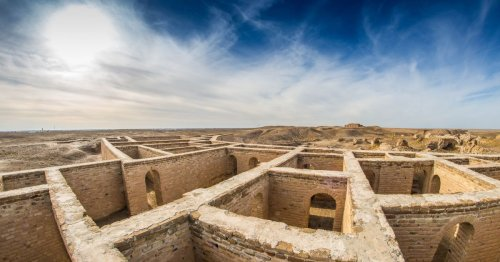 Archaeologists discover 4,000-year-old ancient city in Iraqi desert