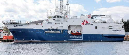 MSF relaunches search and rescue operations in the Central Mediterranean